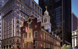 The Old State House Museum Boston