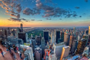 Superb View New York City