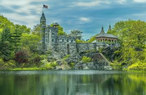 Belvedere Castle Central Park in Manhattan, New York City