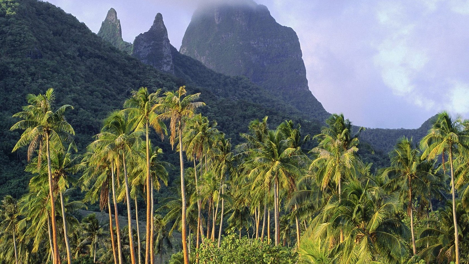 Hawaii On Three Islands – A Fairy Tale Without End Wallpaper 1920x1080 px