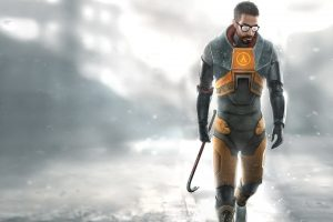 Gordon Freeman Half Life 2