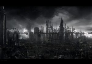Post Apocalyptic City