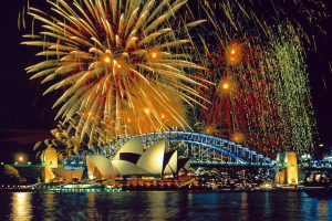 Sydney Opera House New Year