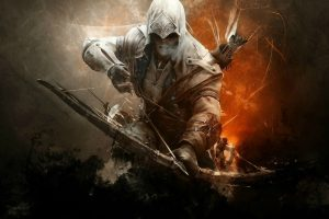 Assasin's Creed III Connor Kenway
